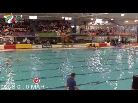2016 Pan Pacific Youth Water Polo Festival: Under 18 Men's Final