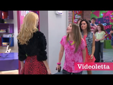 Violetta 2 English - Lena sings