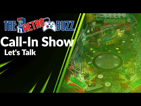 Pinball Talk - Arcade1Up, AtGames, ToyShock and Well Played Arcade! from COOLTOY