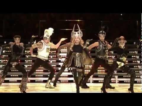 Madonna - Super Bowl XLVI 2012 (Show de Medio Tiempo)