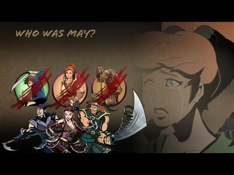 Shadow Fight 2 History of May. Who was May?