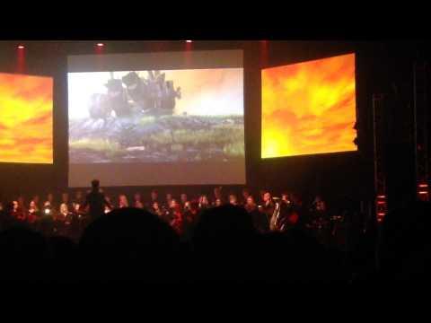 Video Games Live Stockholm - World of Warcraft  (2014-11-07)