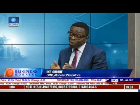 Business Morning: Focus On Nigeria's Economy & Markets Pt 1