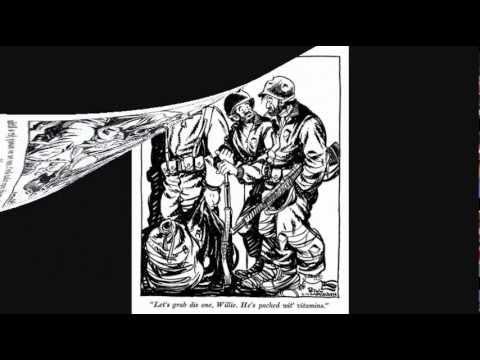 WWII - Willie and Joe by Bill Mauldin