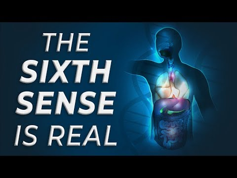 "Dr. Gundry reveals: the ""sixth sense"" is REAL"