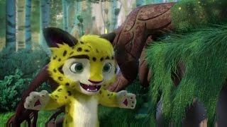 Лео и Тиг -  Трейлер 2 серии нового мультфильма для детей