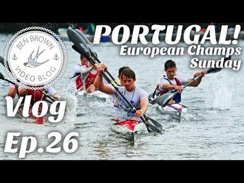 European Marathon Championships Sunday - Ben Brown Vlog ∆ Ep.26