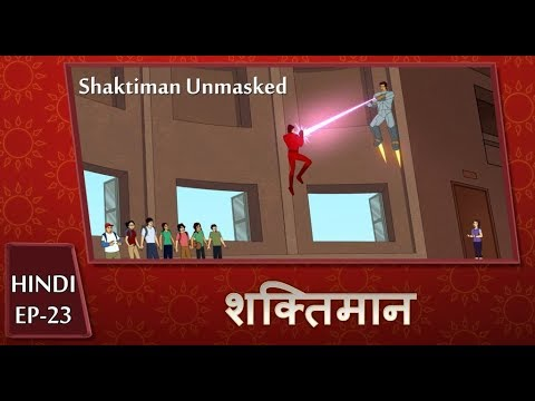 Shaktimaan Animation Hindi - Ep#23
