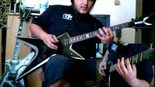 Pantera - Revolution is my name - Guitar cover - by ( Kenny Giron) kG
