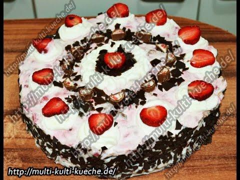 Yogurette Torte Selber Machen Leichte Torten Ohne Backen