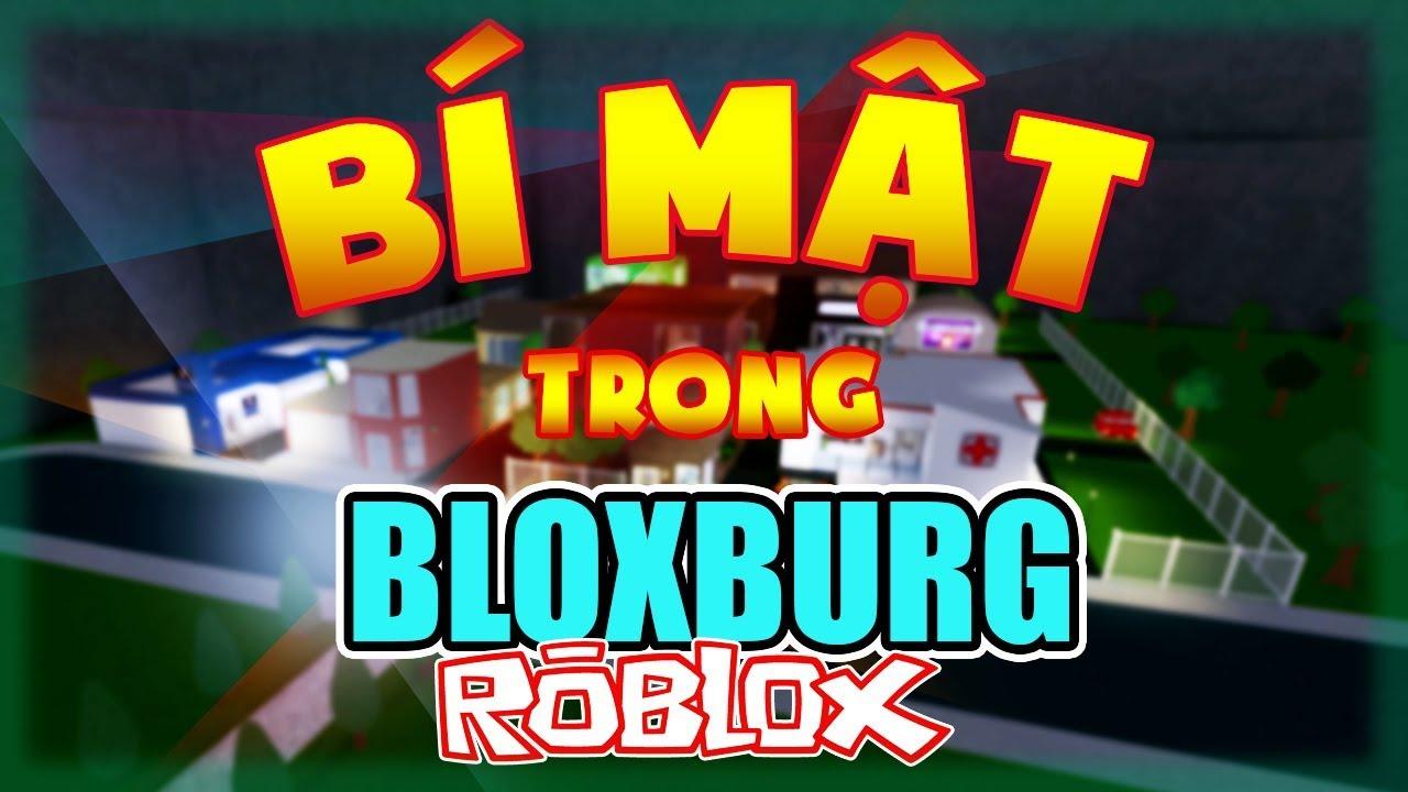ROBLOX | RẤT ÍT NGƯỜI BIẾT ĐƯỢC BÍ MẬT TRONG GAME NÀY | Welcome to Bloxburg