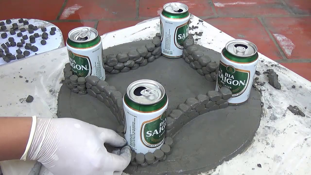 Drink Beer To Become Artist - Amazing DIY Creative Ideas With Beer Cans