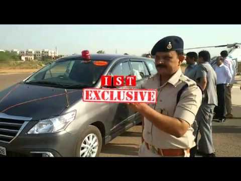 IST EXCLUSIVE : Rajasthan CM Vasundhara Raje Scindia At Peetambara Peeth