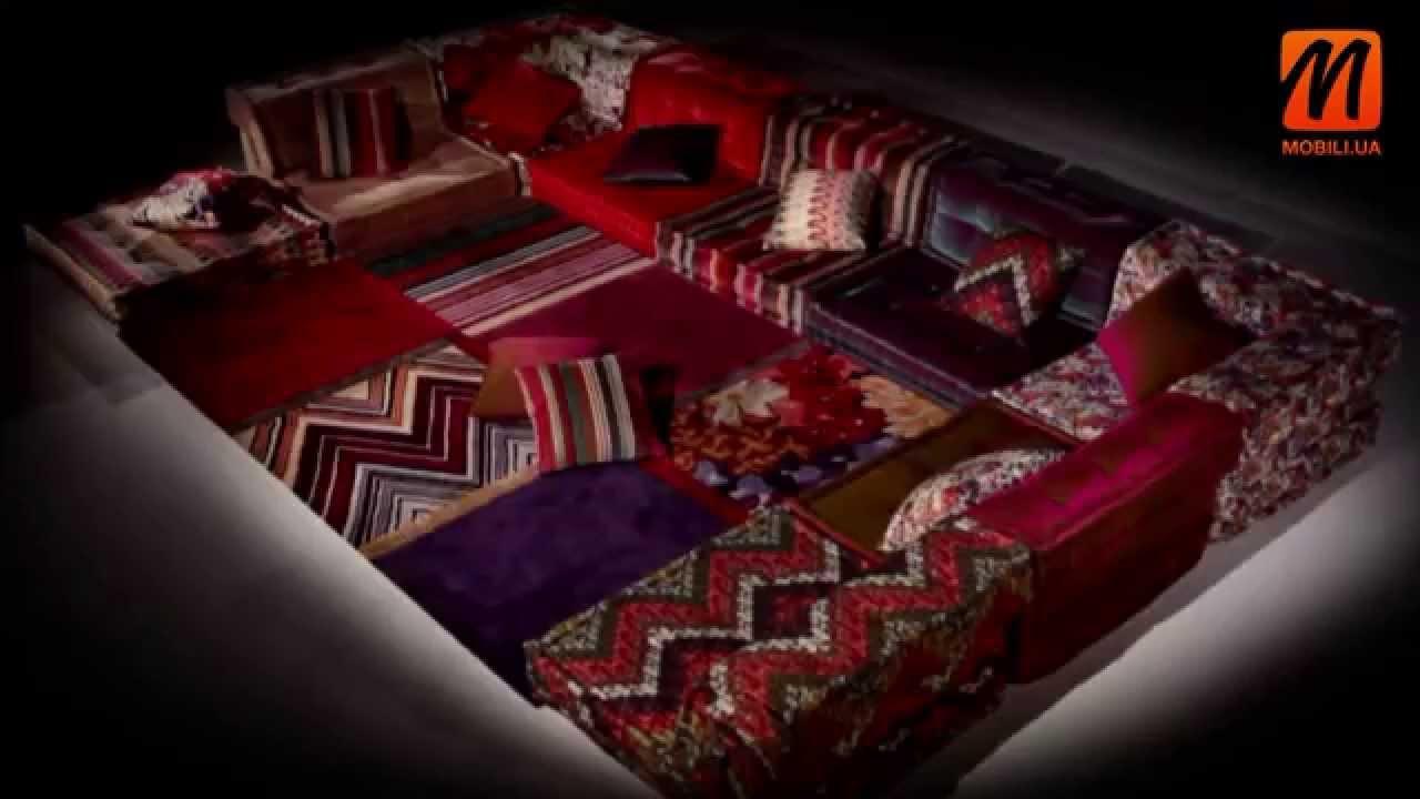 Мебель для гостиной Малайзия. Гостиная 1302 - YouTube