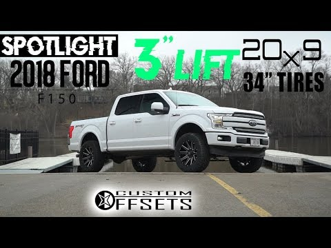 Matt S Brand New 2018 Ford F150 Transformation Youtube