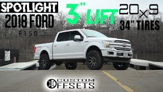 Matt's Brand New 2018 Ford F150 Transformation