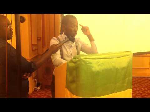 L'unité ou la mort ! Appel de Romeo Ndimina pour une révolte citoyenne au Gabon