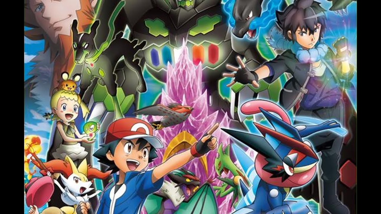 XY&Z - Pokémon XY & Z OP 1 - Male Version - YouTube