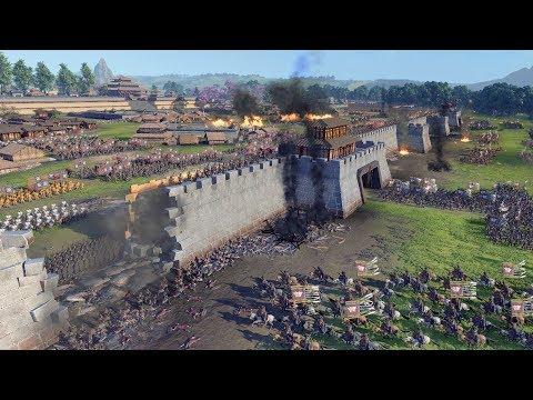Total War: THREE KINGDOMS - Gameplay (PC/UHD)