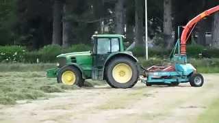 JOHN DEERE FARMING IN WALES