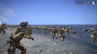 EPIC ARMA- Boat Evacuation