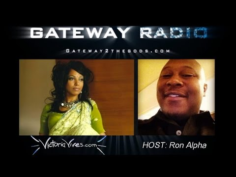 VICTORIA VIVES Interview GATEWAY 2 THE GODS by Ron Alpha
