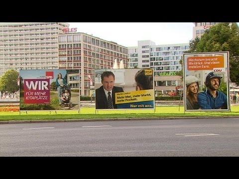 Merkel receives Bavarian boost ahead of German general election