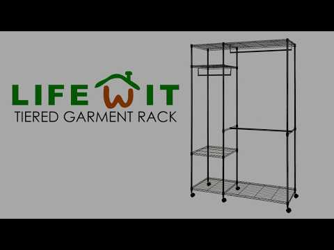 how-to-assemble-lifewit-tiered-garment-rack