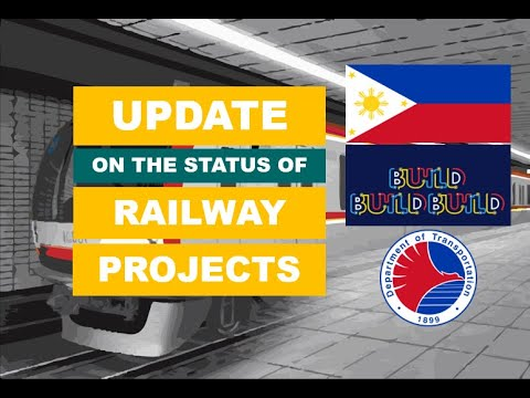 RAILROAD PROJECTS STATUS UPDATE