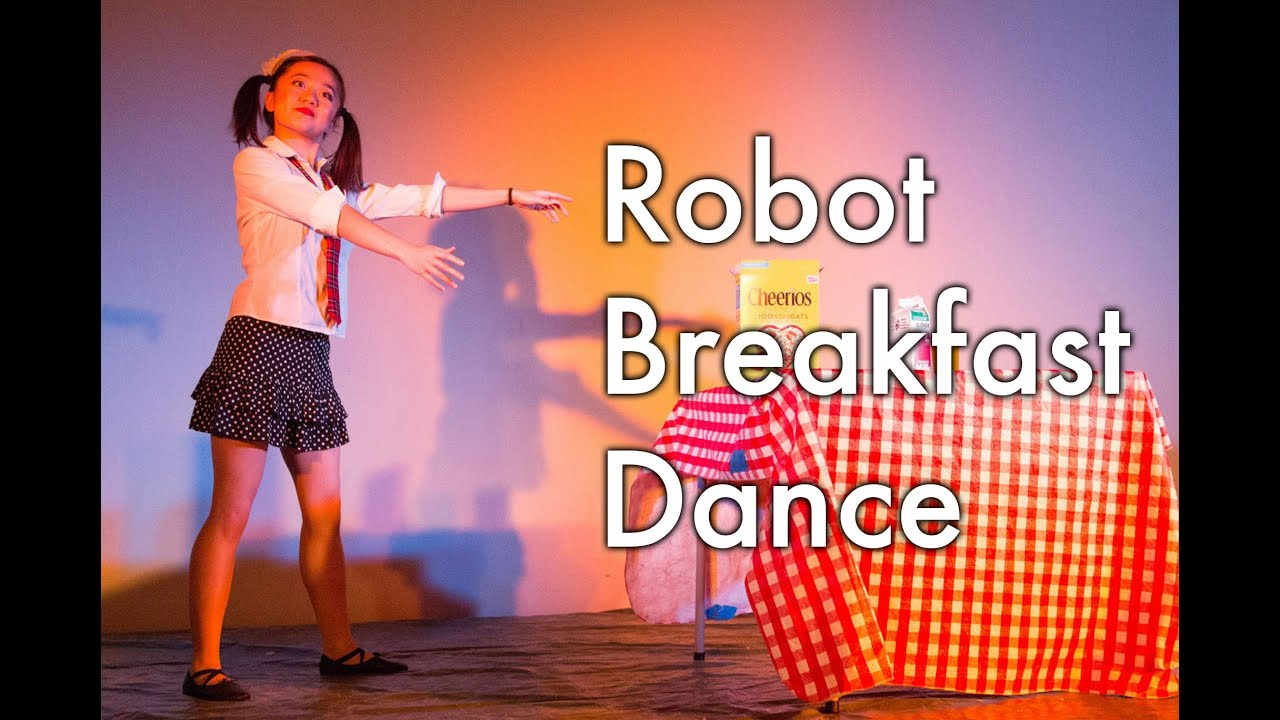 How to dance like a robot