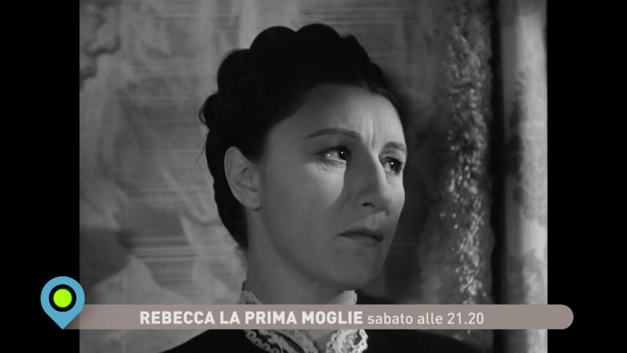 Rebecca La Prima Moglie Di Alfred Hitchcock Sabato 8 Agosto Ore 21 20 Su Tv2000 Youtube