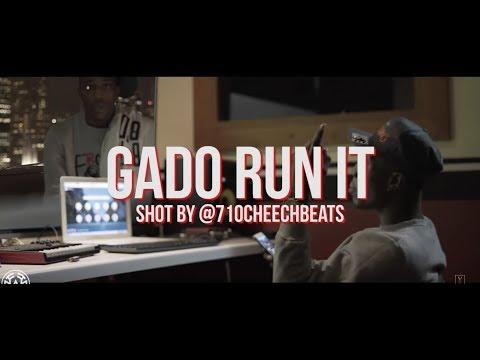 "'LGado ""Gado Run It""  (Who Run It Freestyle) (Official Video)"
