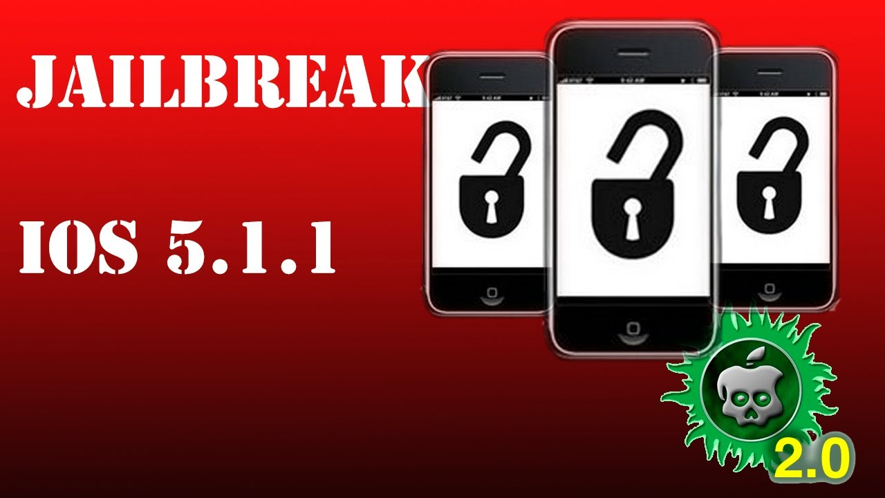 Como fazer Jailbreak Untethered no iOS 5.1.1/iPhone 3GS/4 ...