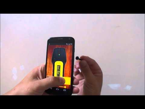 Stud Finder App for iPhone and Android