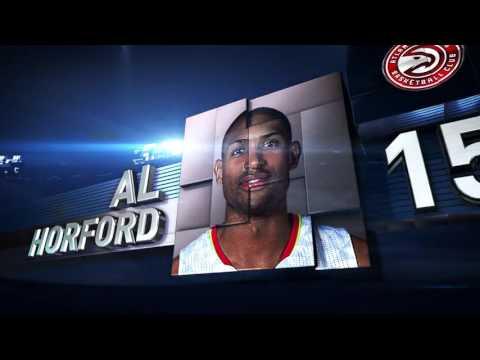 Chicago Bulls vs Atlanta Hawks | January 9, 2016 | NBA 2015-16 Season