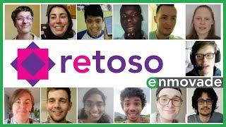 Tutmonda komunumo: la sukceso de Retoso! – Enmovade #6