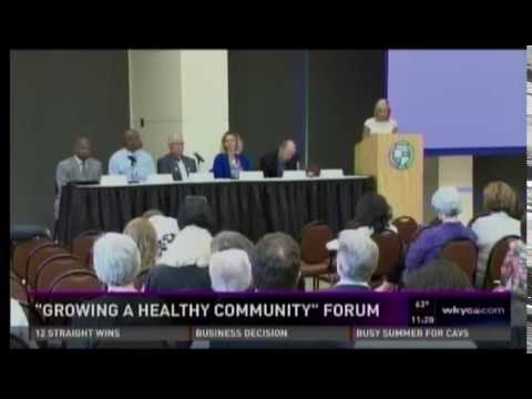 """Growing a Healthy Community"" Forum"