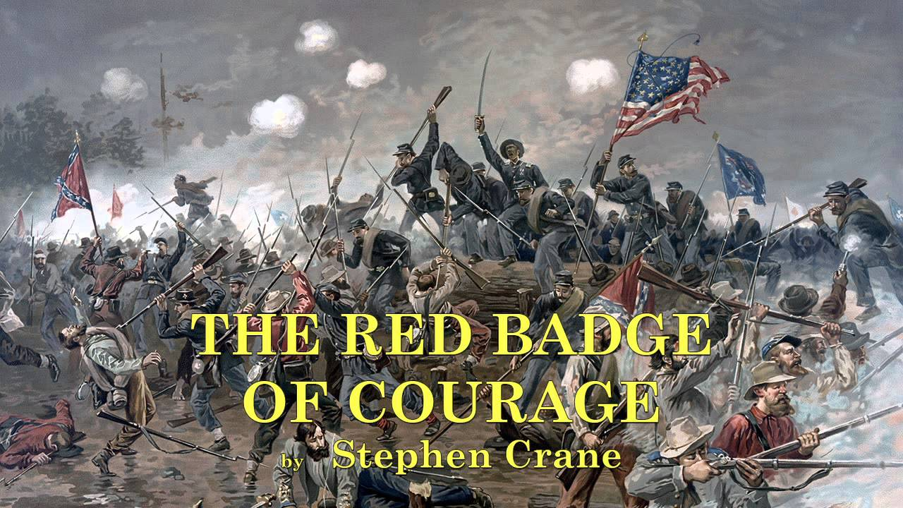 the issues of the civil war and the soldiers fought in a mystery of heroism by stephen crane The red badge of courage, a book written by stephen crane tells us about a young boy who decides to fight in the american civil war the story revolves around a farm boy named henry fleming dreaming of the glory of war, he recklessly enrolls to join the 304th regiment and is confronted with the hardships of battle.