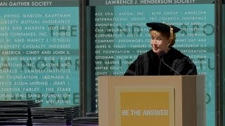 Keynote Address by Elizabeth Dole at the 2014 Pardee RAND Commencement