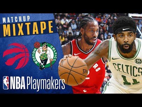 Boston Celtics vs Toronto Raptors   NBA Mixtape   MaxaMillion711