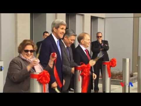 Secretary John Kerry in Kyrgyzstan/US Embassy Bishkek