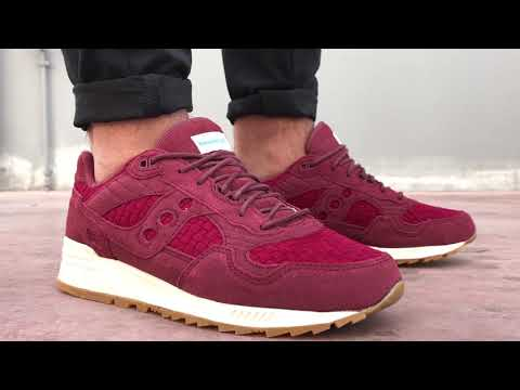 Saucony Shadow 5000 HT Red | Cosmos Sport