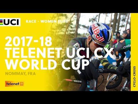 2017-18 Telenet UCI Cyclo-cross World Cup – Nommay pays de Montbéliard (FRA) - Women Elite