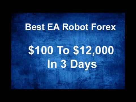 Best EA Robot Forex from $100 to $12,000 Real Profit