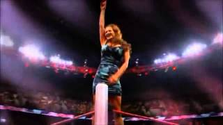 WWE Eve Torres 2011 Titantron New Theme She Looks Good V2 HD 720p YouTube