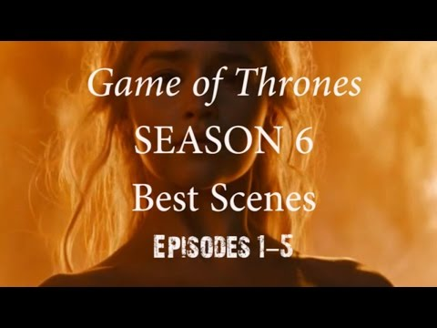 Game of Thrones Season 6 Best s Part 1