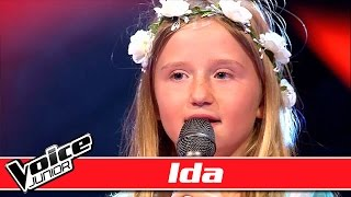 Ida synger: Anna David – 'Når en engel si'r farvel'– Voice Junior / Blinds