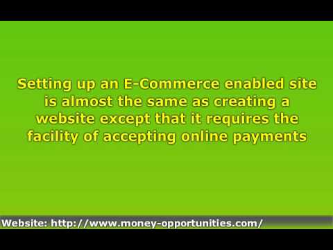 E-Commerce in Agricultural Commodities