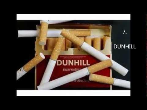 Top 15 Cigarette Brands
