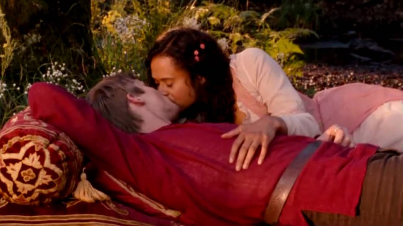 Guinevere And Merlin